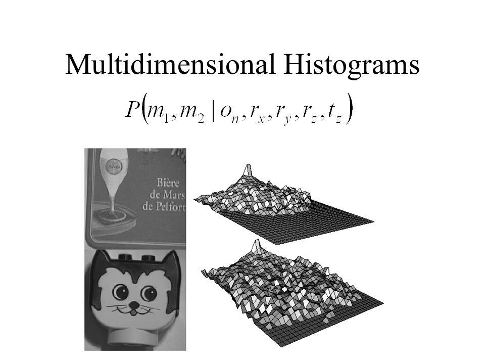 Multidimensional Histograms