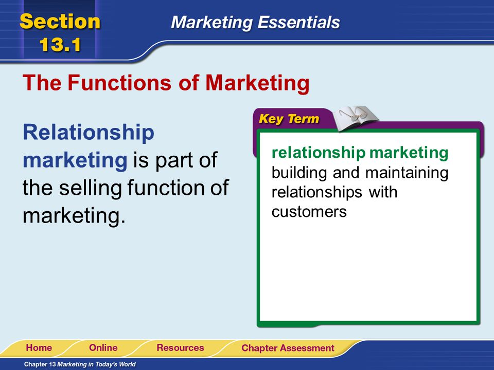 The Marketing Mix The marketing mix consists of four basic marketing strategies.