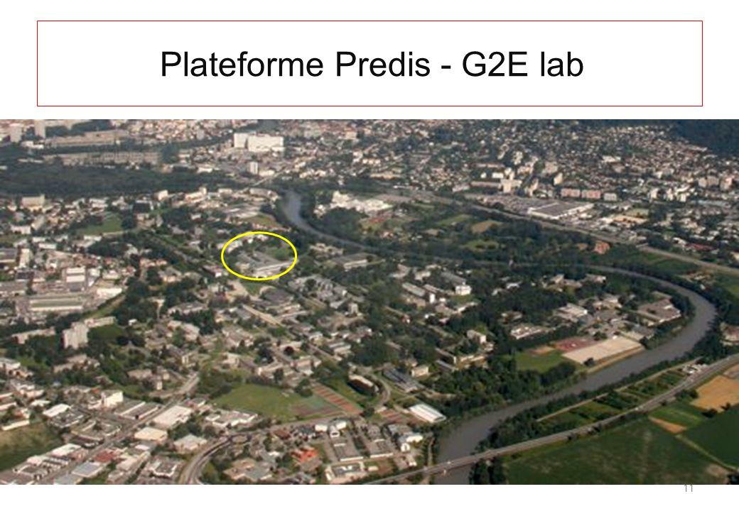 11 Plateforme Predis - G2E lab