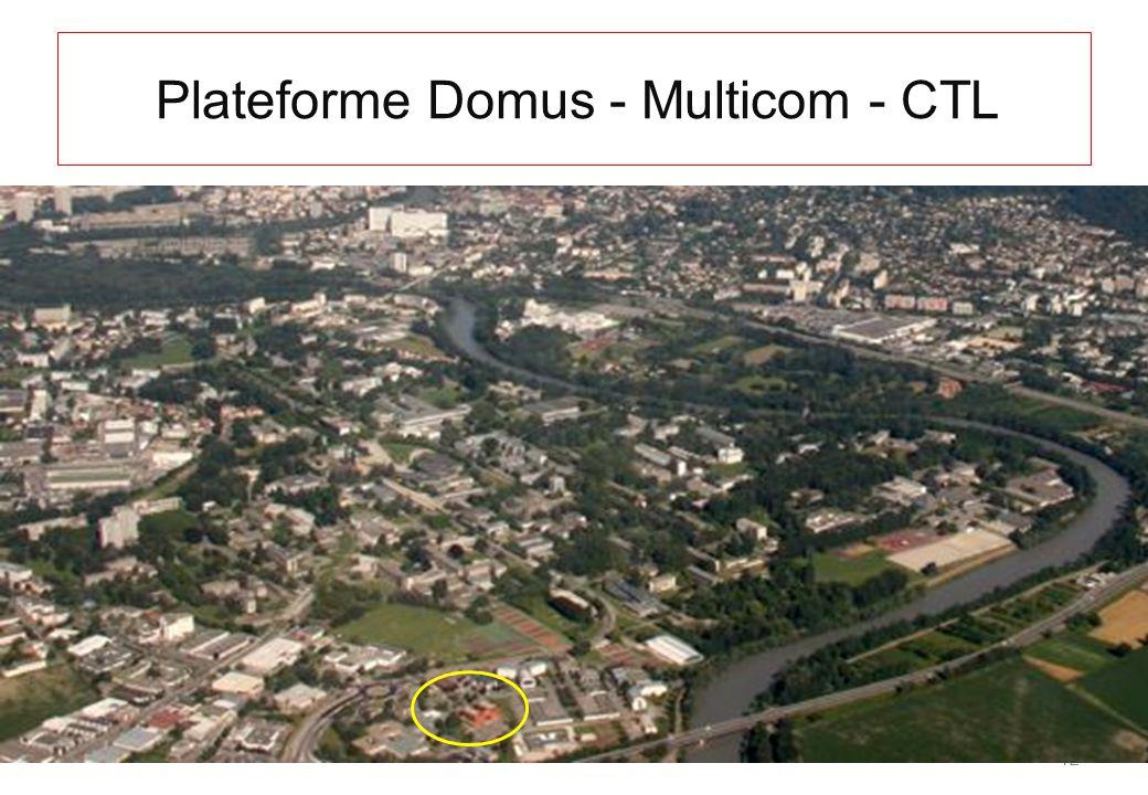 12 Plateforme Domus - Multicom - CTL
