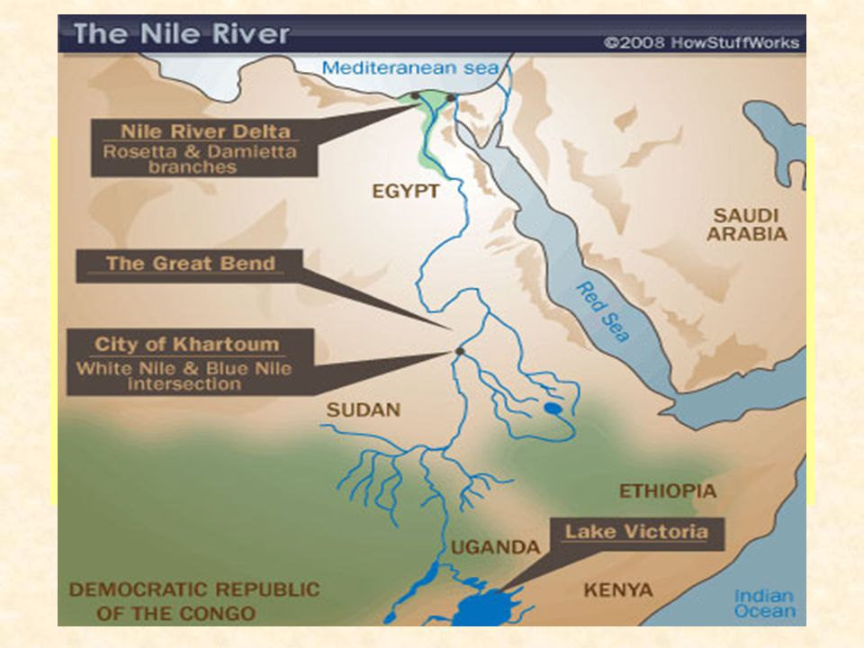 Geography and Early Egypt The Big Idea The water and fertile soils of the Nile Valley allowed a great civilization to develop in Egypt. Main Ideas Egy