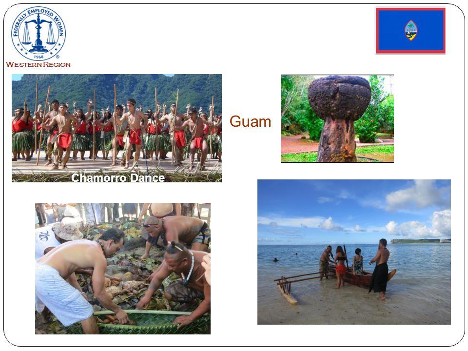 Guam Chamorro Dance Western Region