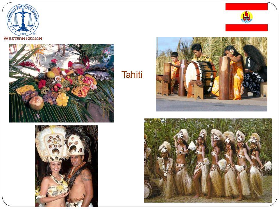 21 Tahiti Western Region