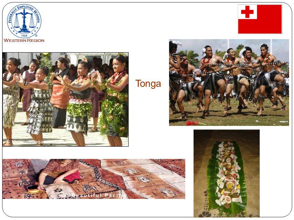 22 Tonga Western Region