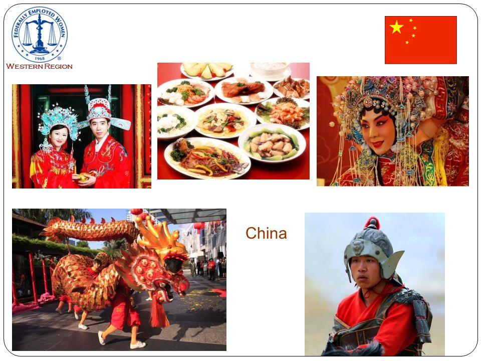 25 China Western Region