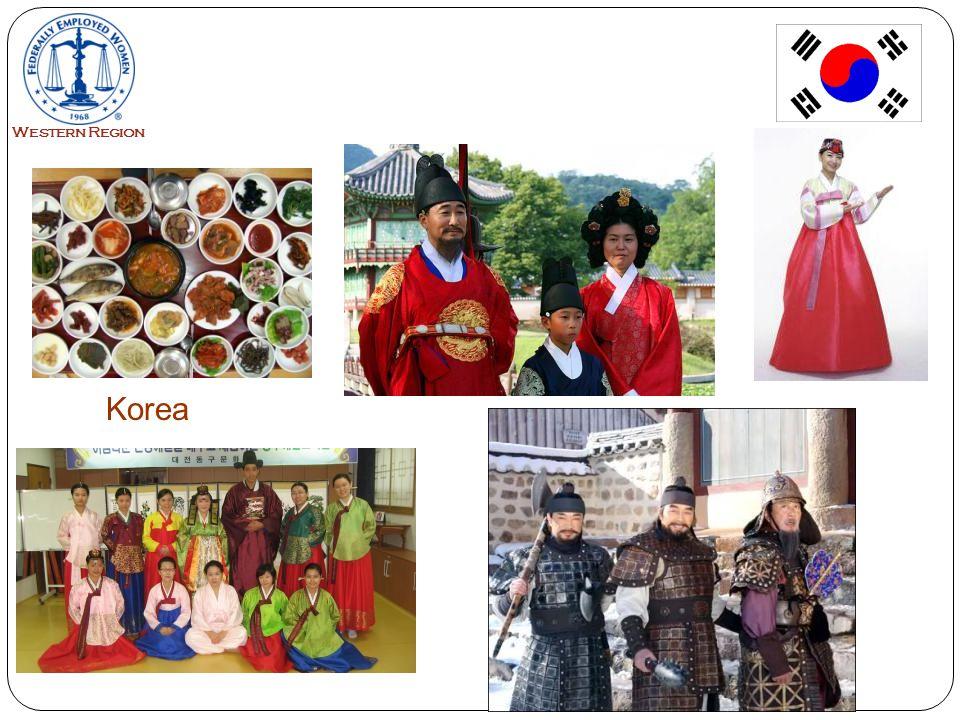 26 Korea Western Region
