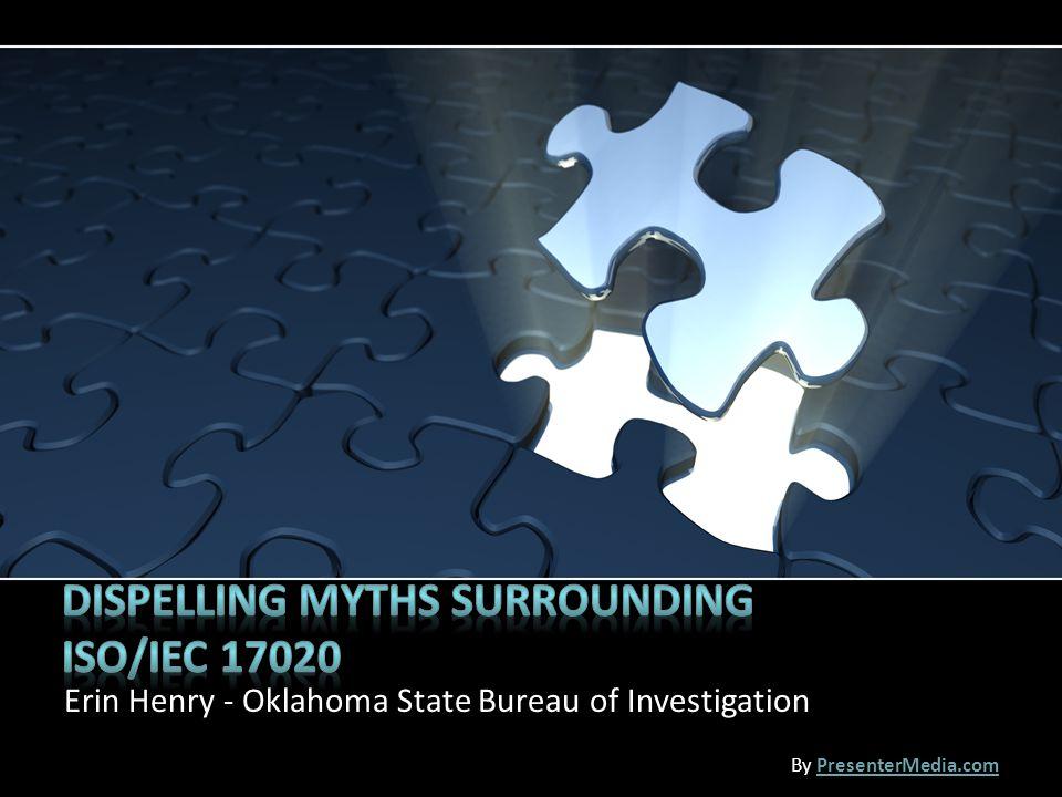 Erin Henry - Oklahoma State Bureau of Investigation By PresenterMedia.comPresenterMedia.com
