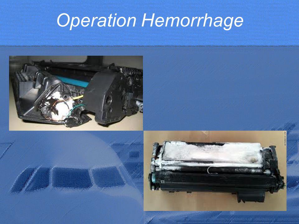 Operation Hemorrhage