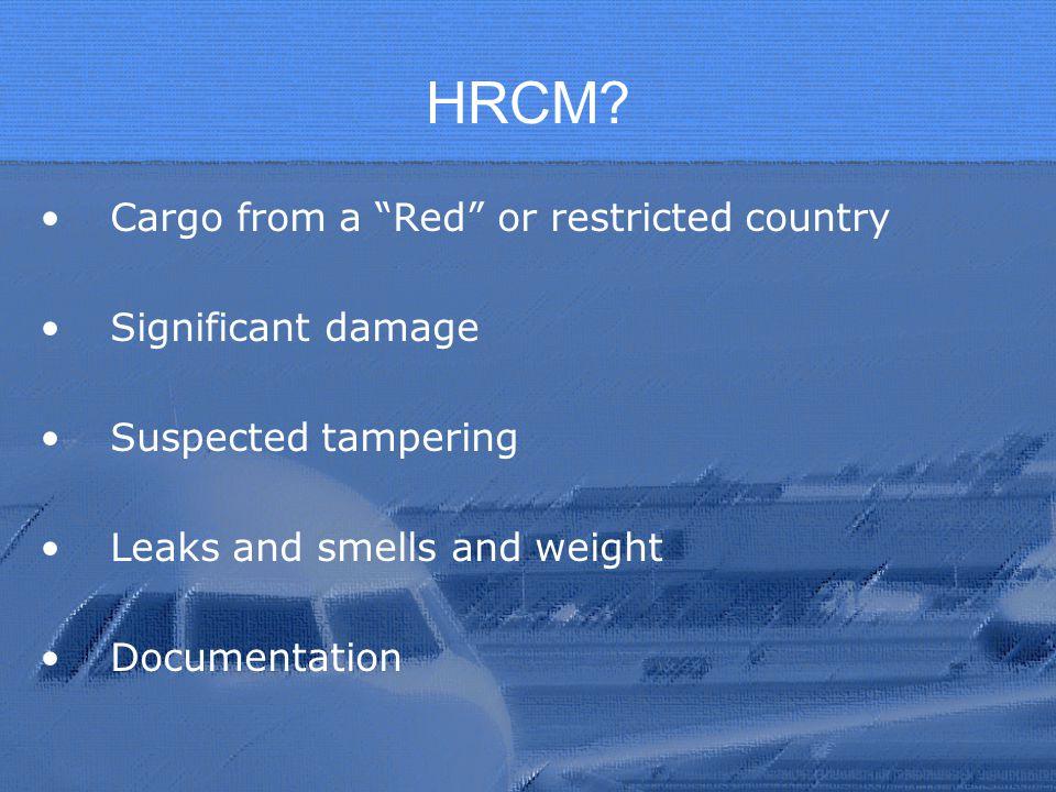 HRCM.
