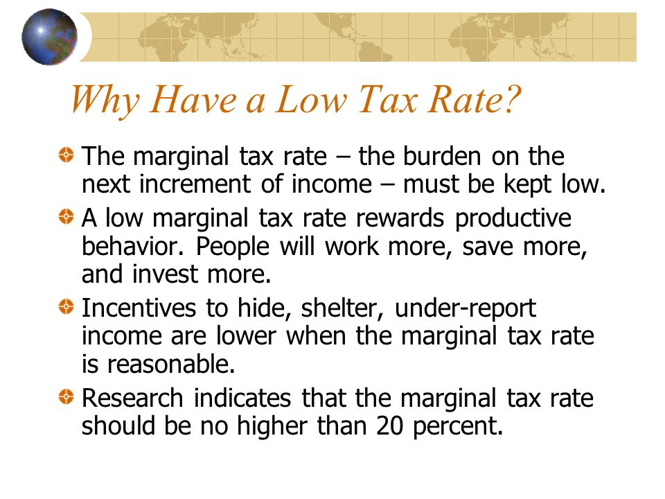 Why Tax Income Only One Time.