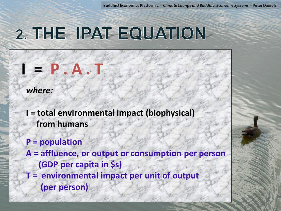 I = P. A.