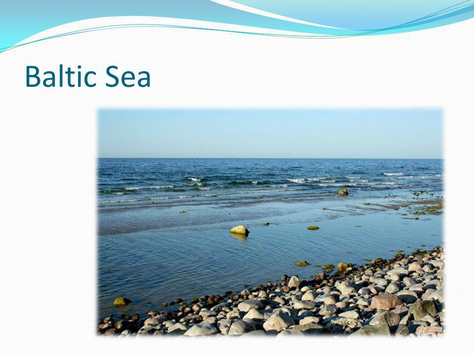 Location The Baltic Sea is a brackish mediterranean sea located in Northern Europe, from 53°N to 66°N latitude and from 20°E to 26°E longitude.
