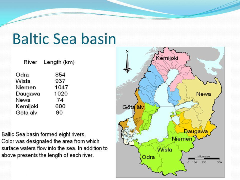 Baltic Sea basin