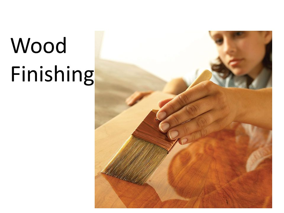 What is wood finishing? Why do we finish wood? What are the steps to achieving a good finish?