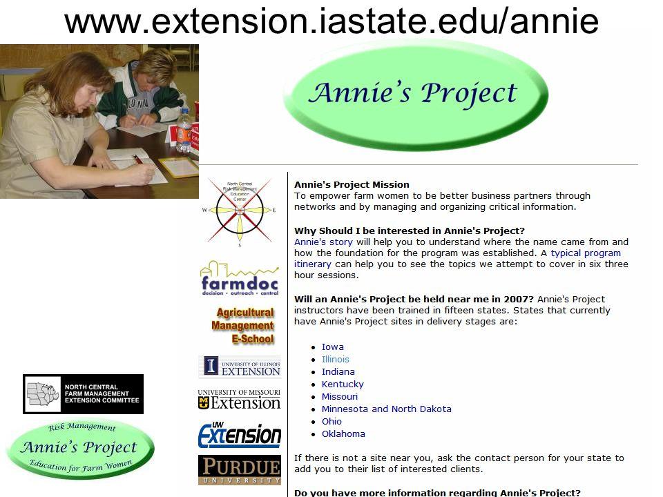 www.extension.iastate.edu/annie