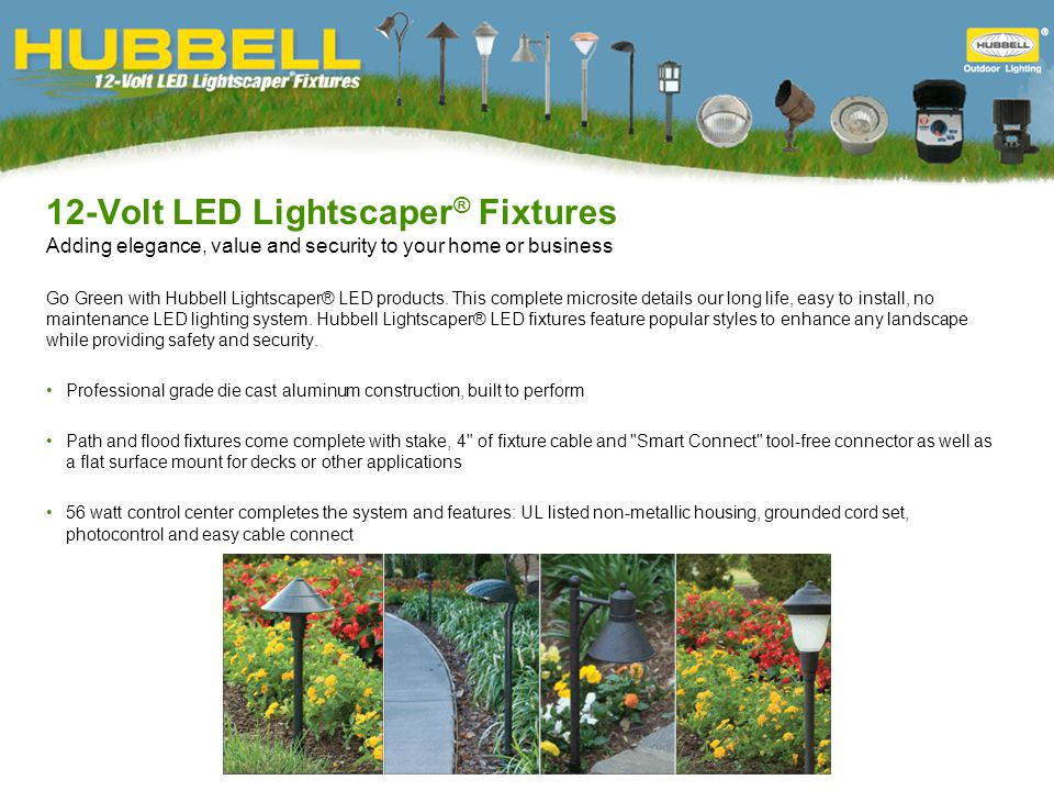 TL-AB/TL-AG LED Decorative Tulip Antique Bronze or Antique Green finish The plant lover s favorite.