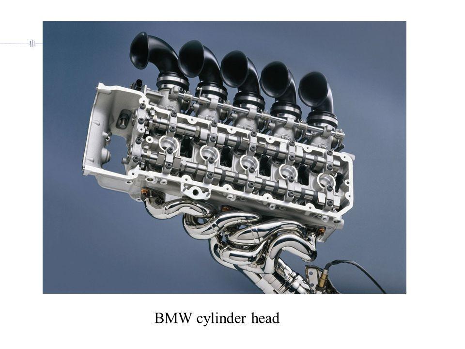 BMW cylinder head