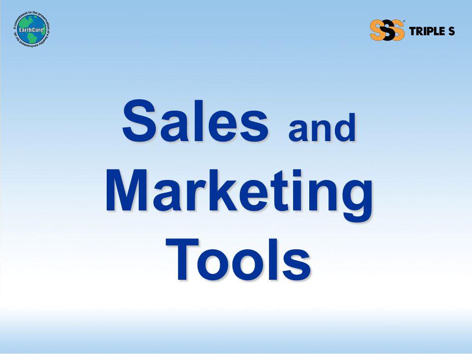 Sales and MarketingTools