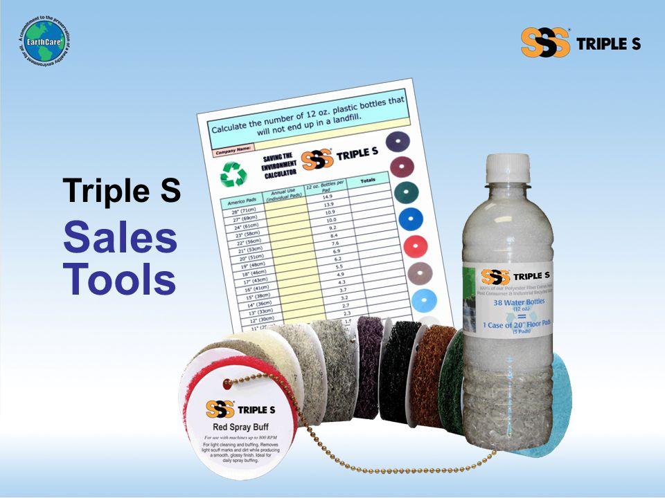Triple S Sales Tools