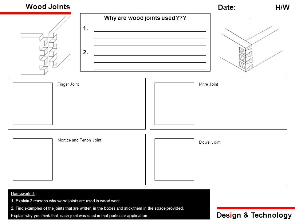Tools Worksheet Date: H/W Design & Technology Homework 4: Using the correct tool names above, write in the correct name for each tool in the space provided and a brief explanation of what each tool is used for.