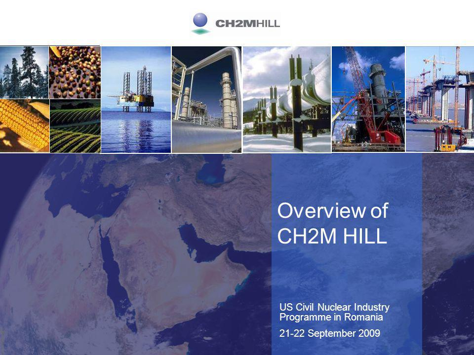 2 Overview of CH2M HILL CH2M HILL – Founded on Values Established in 1946 by three engineers and a professor, CH2M HILL operated from its very beginning on four simple values: take care of clients, deliver great work, do right by employees, and stay true to our integrity and honesty.