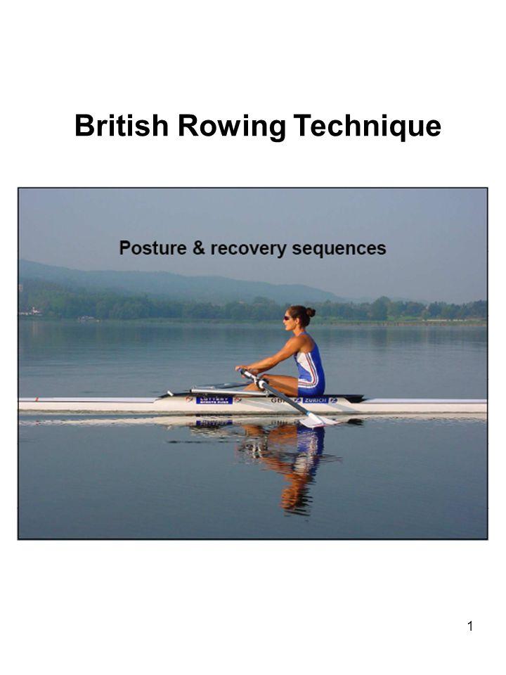 1 British Rowing Technique