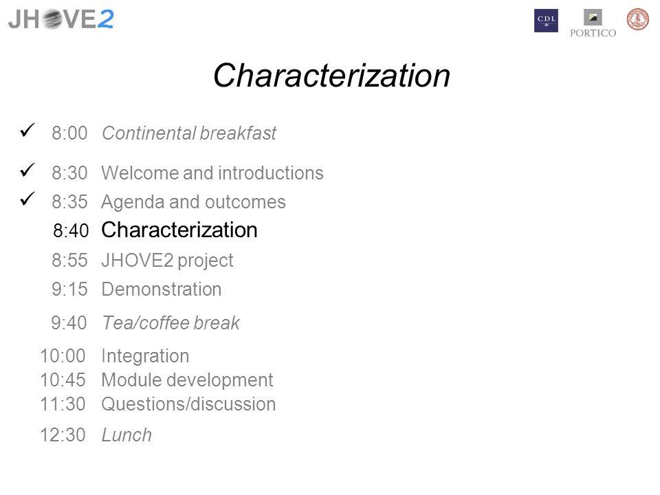 JHOVE2 framework