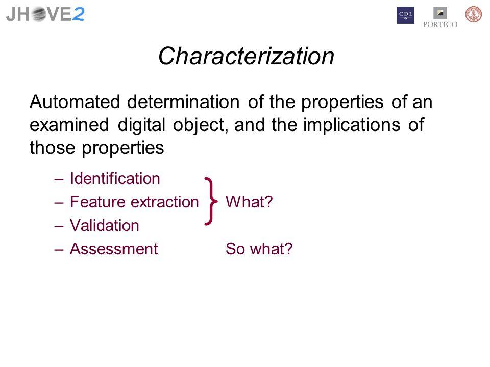 Spring configuration: Identification <bean id= Identifier class= org.jhove2.module.identify.IdentifierModule scope= prototype > <bean id= droidIdentifier class= org.jhove2.module.identify.DroidIdentifier scope= prototype >
