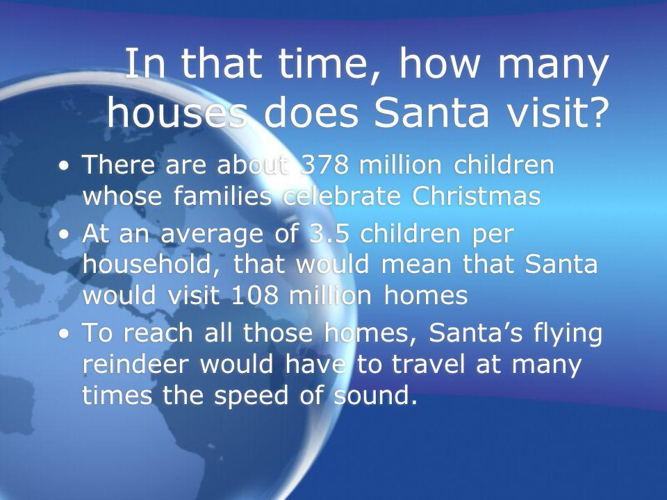 But where did Santa (or St.Nicholas) come from.