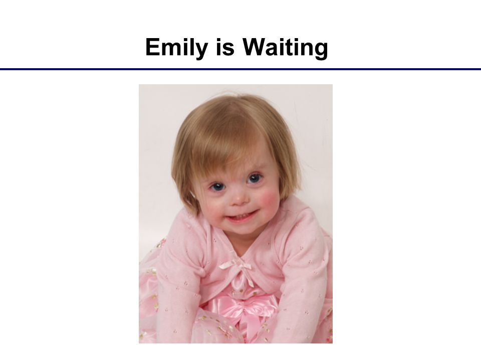 Emily is Waiting