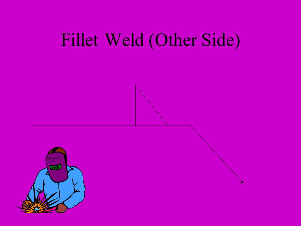 Fillet Weld (Other Side)