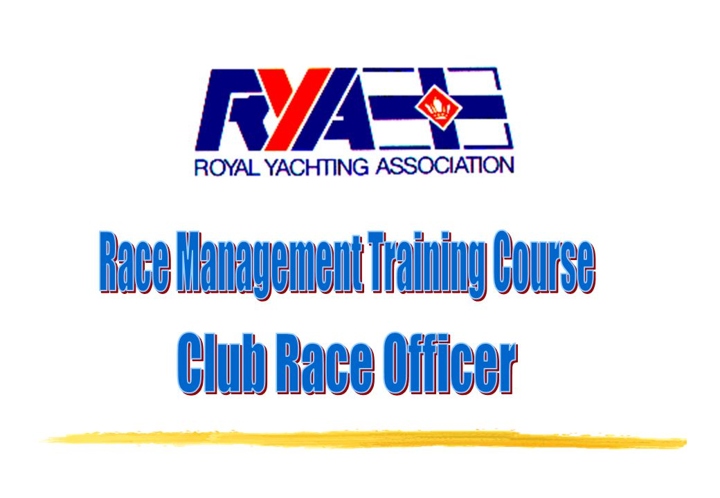 CRO 13 Job Descriptions zSailing Captain yacts either as chairperson or secretary to sailing committee yis responsible to club management for efficient running of the sailing programme zBosun yensures all equipment is in good working order z Chief Race Officer yco-ordinates all club race management ytrains Club Race Officers yissues Club Race Officer Certificates in conjunction with Regional Race Management Training Co- ordinator yvets all Sailing Instructions