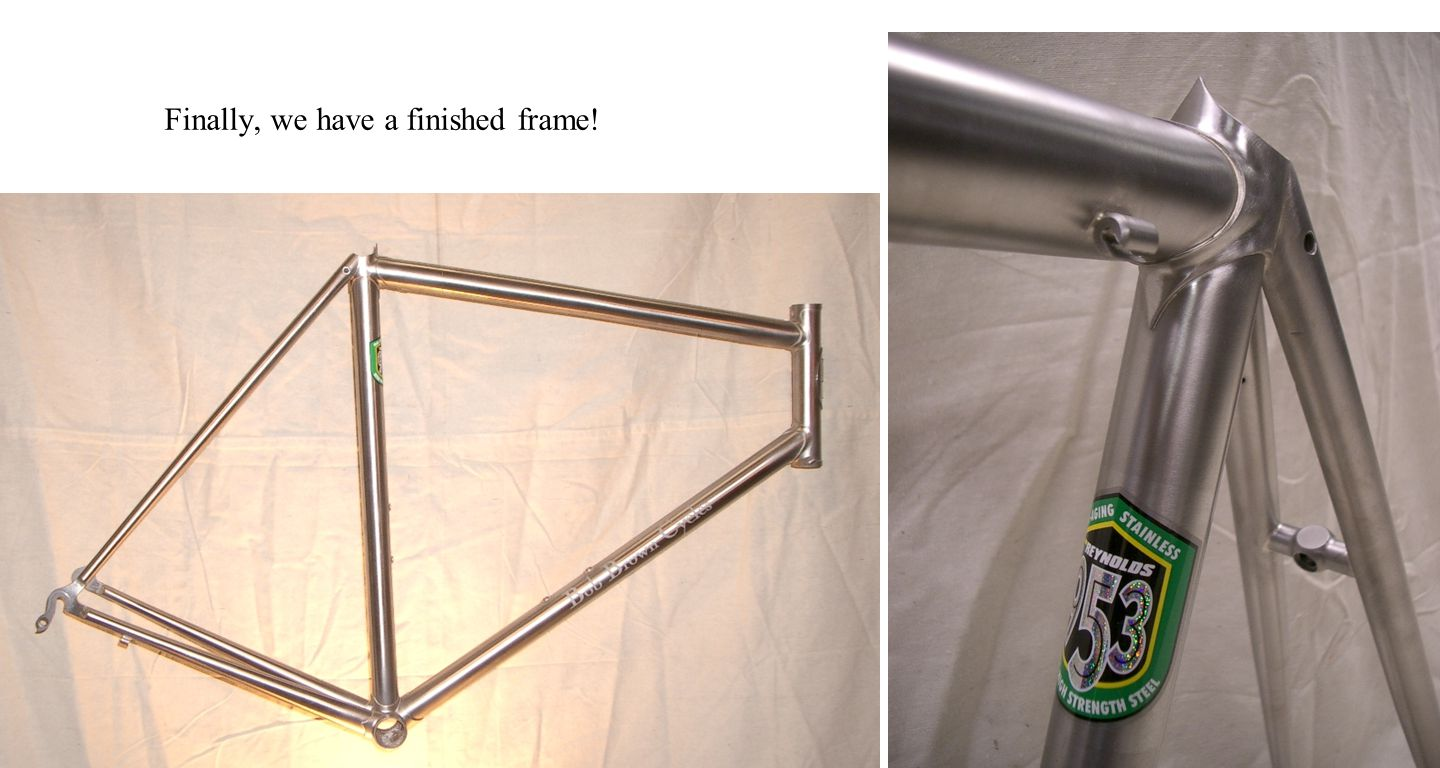 Finally, we have a finished frame!