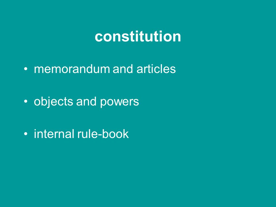 duties constitutional fiduciary charity law statutory