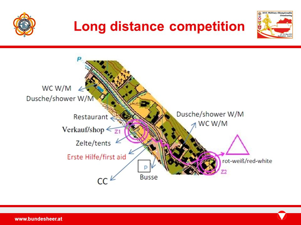 Long distance competition