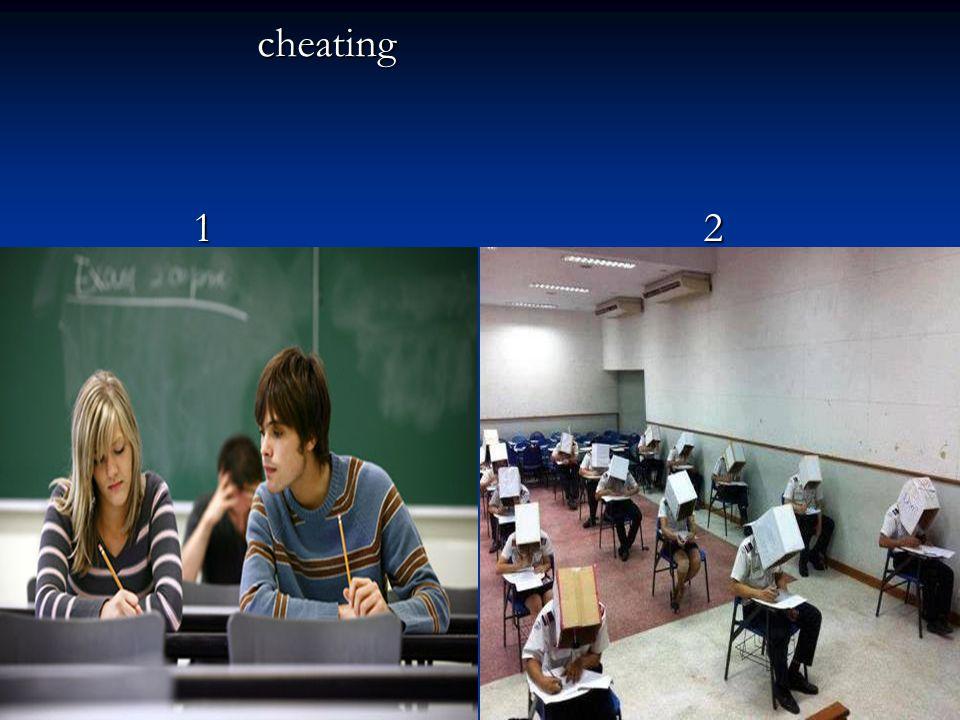 cheating cheating 1 2 1 2