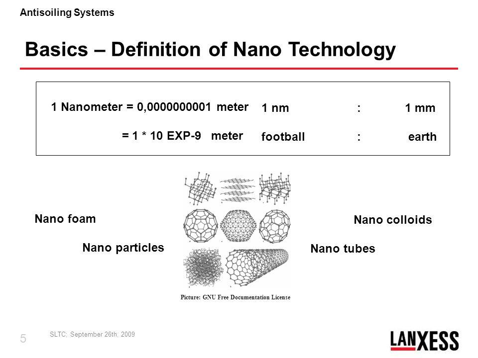 SLTC; September 26th, 2009 16 Antisoiling Systems matting system binder chemistry degree of X-linking additives e.g.