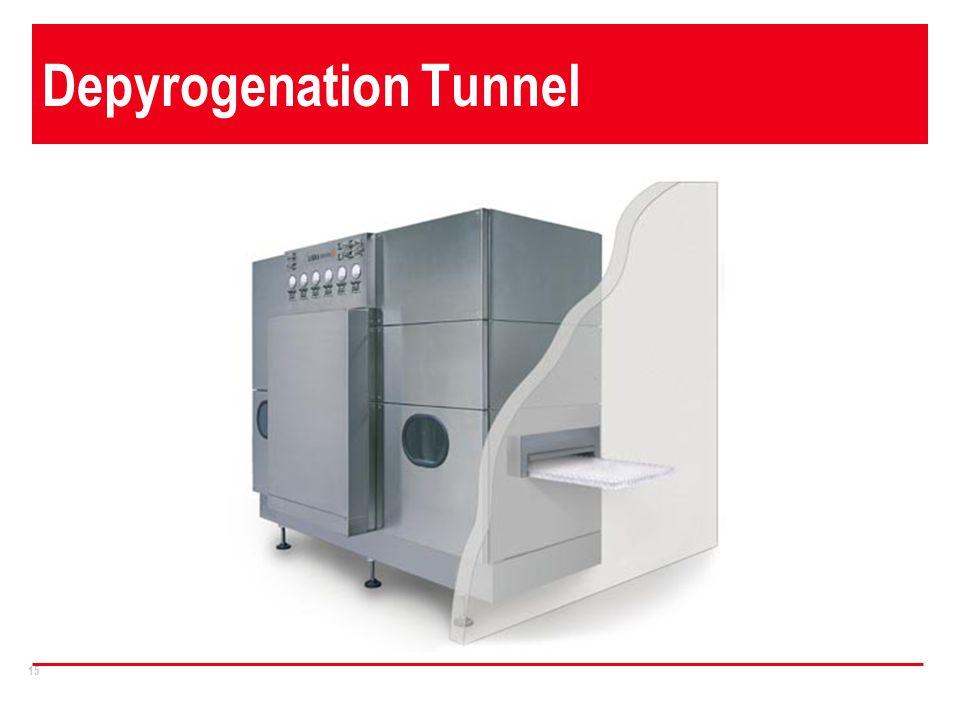 15 Depyrogenation Tunnel