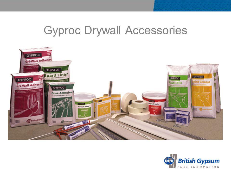 Gyproc Drywall Accessories
