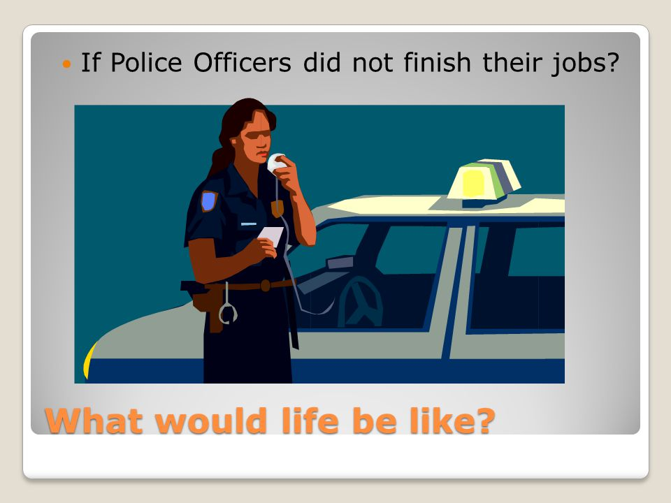 What would life be like? If Heart Surgeons did not finish their jobs?
