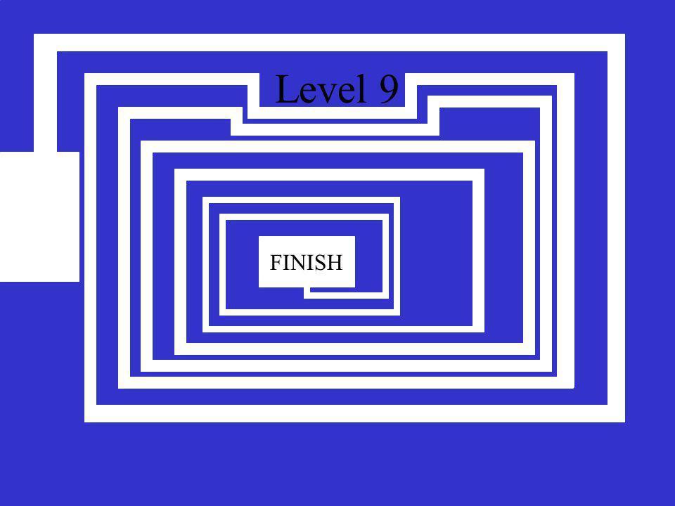 Level 8 FINISH