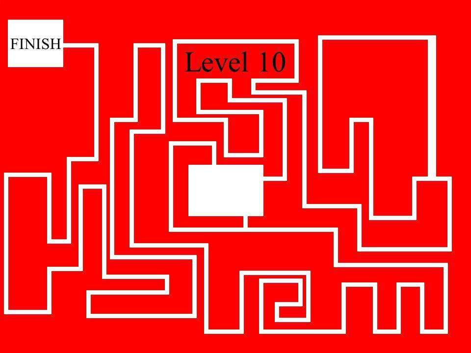 Level 9 FINISH