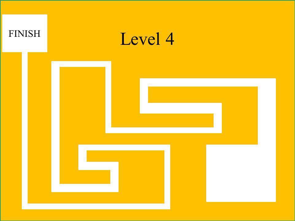 Level 3 FINISH