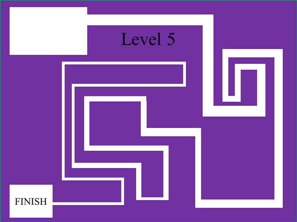 Level 4 FINISH