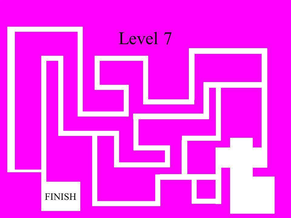 Level 6 FINISH