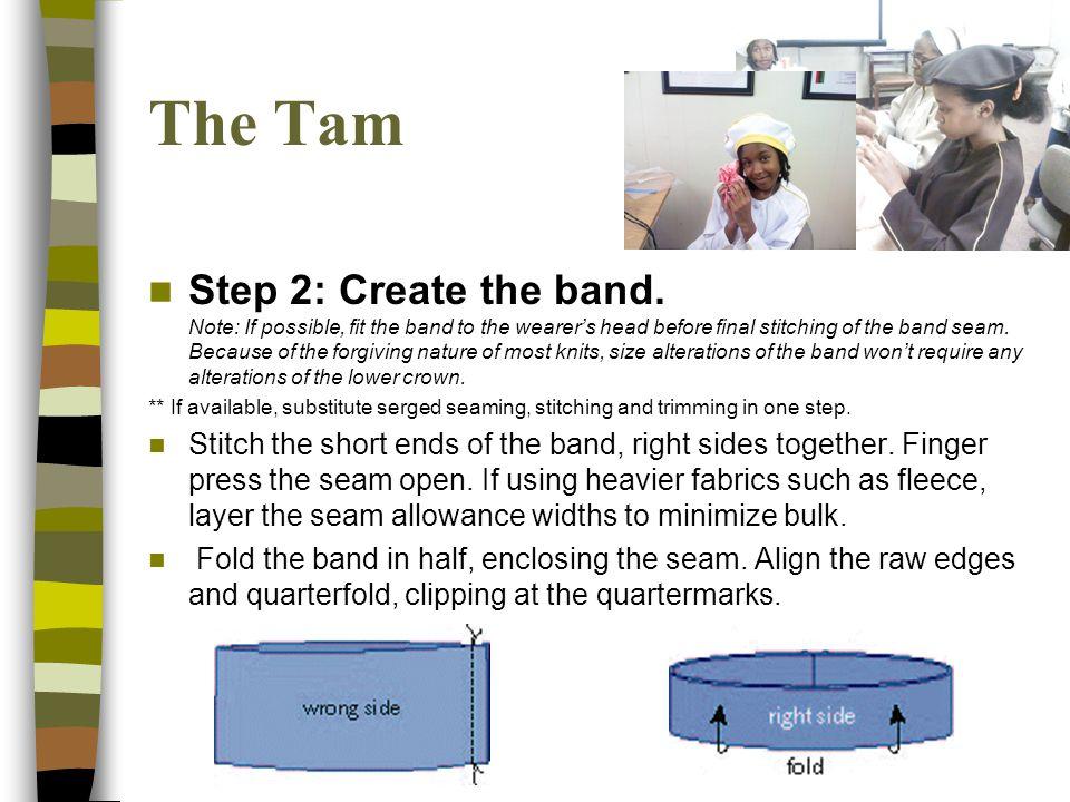Step 2: Create the band.
