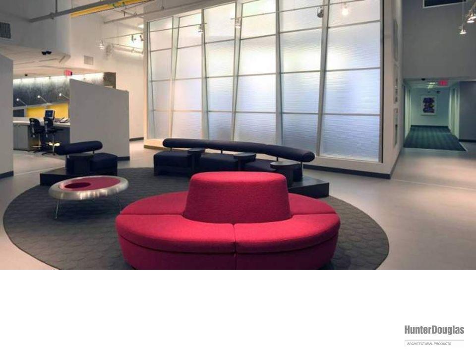 varia installation: interior glazing