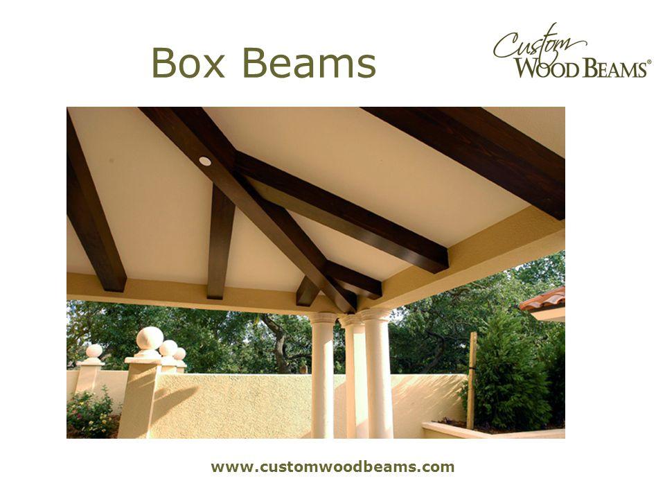 www.customwoodbeams.com Box Beams