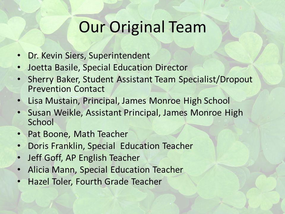 Our Original Team Dr.
