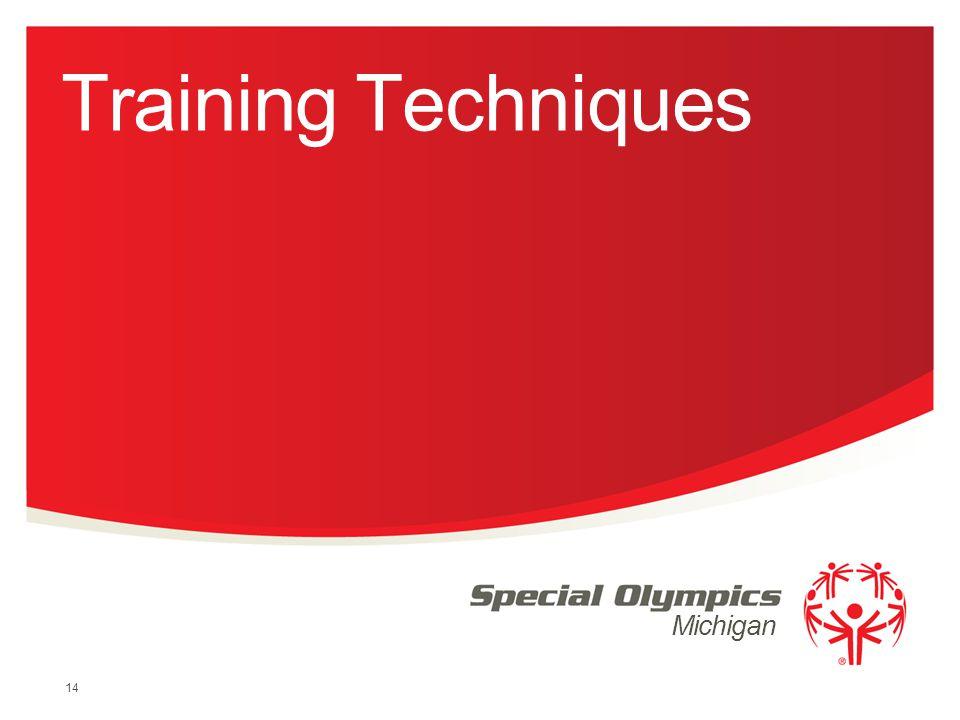 Michigan Training Techniques 14